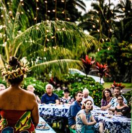Savour True Cook Islands Cuisine with Locals
