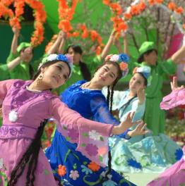 Celebrate the Navruz Holiday in Tajikistan