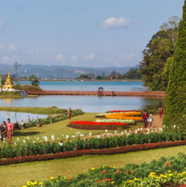 Visit a Colonial Hill Town and its Beautiful Surroundings