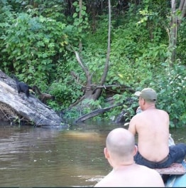 4-Day Amazon Forest Camping Adventure Tour from Iquitos
