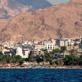 Get Enchanted by Valley of the Moon & Red Sea