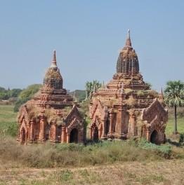Full Day Bagan Temples & Pagodas Tour