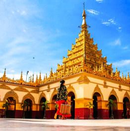 9 Day Mandalay, Amarapura, Bagan, Inle lake & Yangon Tour