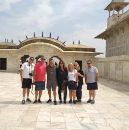 Full-Day Tour Of Taj Mahal, Mehtab Bagh & Agra Fort From Delhi