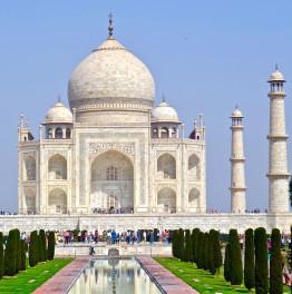 18-Hour Taj Mahal & Agra Fort Tour