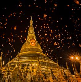 Full-Day Yangon Sightseeing Tour