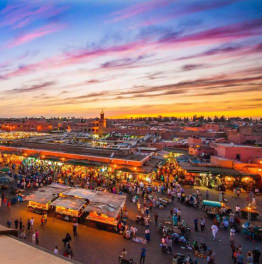 Explore the fourth largest city of Morocco