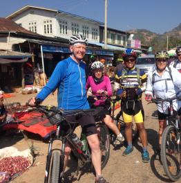 Full Day Mandalay Cycling Tour