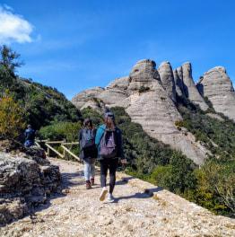 6-Hour Trek to Montserrat from Barcelona
