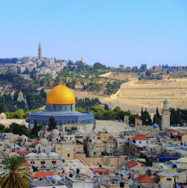 Experience The Richness of Jerusalem & Bethlehem in a Day