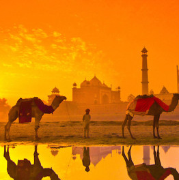 Visit World-Famous Taj by Shatabdi Train
