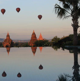 Zoom in to the Focal Elegance of Myanmar