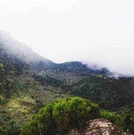 Hike to Point Lenana Through Chogoria Route