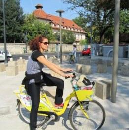 Biking Through the Lanes of Bucharest