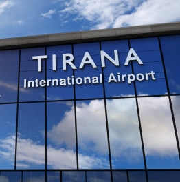 2-Hour Airport Transfer from Tirana International Airport