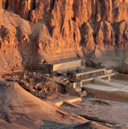 Trace the temple trail by the banks of Nile