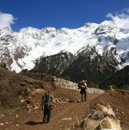 Experience the Thrill of Manaslu Circuit Trek