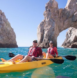 3-Hour Kayaking & Snorkelling Tour of The Gulf Of California In Cabo San Lucas