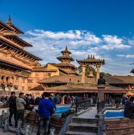 5-Hour City Squares & Temples Tour in Kathmandu