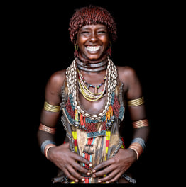 Explore the unique tribes of Omo Valley