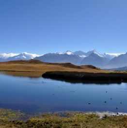 4-Day Llamacorral, Taullipampa & Huaripampa Tour From Huaraz