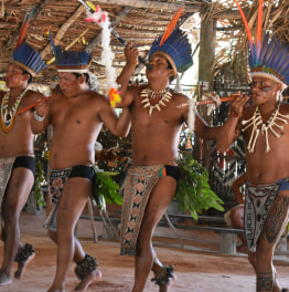 Experience the Amazon Indigenous Lifestyle!