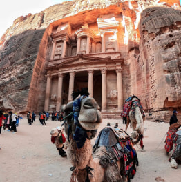 Behold this historical city in Southern Jordan
