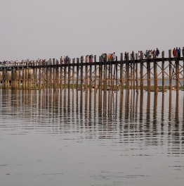 4 Day Myanmar Cities Sightseeing Tour From Mandalay