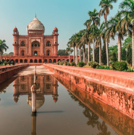 5-Day Sightseeing Tour in Delhi, Agra and Jaipur