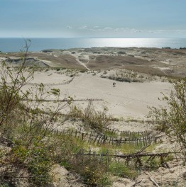 Surround yourself in dynamic landscapes of Curonian Spit