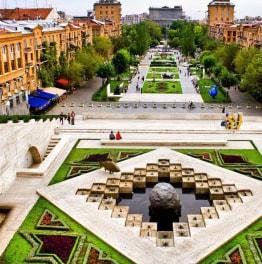 Saunter in the spiritual capital of Eurasia