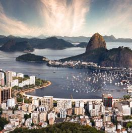 8-Hour Rio de Janeiro highlights Tour