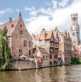 Find Treasures of the Flanders Provinces