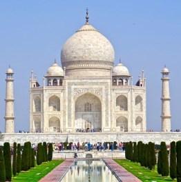 Full Day Agra Tour From Delhi Via Gatimaan Train