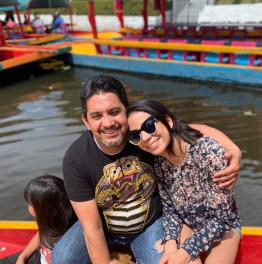 Xochimilco, Coyoacan and Frida Kahlo and Diego Rivera Anahuacalli Museum