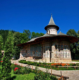 Explore Bucovina on a day trip from Romania