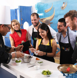 2-Hour Gastronomic Tour of Lima & Machu Picchu
