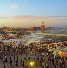 Traverse Imperial Cities & Deserts of Morocco