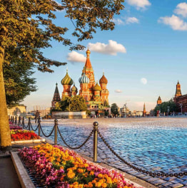 Full Day Customisable Tour of Moscow