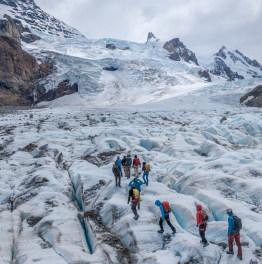 10-Hour Glaciar Cagliero Ice Trekking Tour in El Chalten