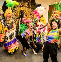 Expect Christ, Sugar Loaf, Santa Teresa, City Center and Carnaval Experience!
