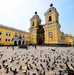 4-Hour Lima Walk With Peruvian Food Tasting Experience