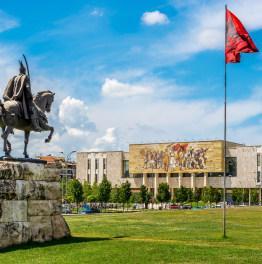 Full Day Tirana Heritage City Tour