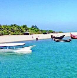 Set free in this Bangladeshi Island