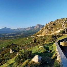 4-Hour Hottentots Holland Mountains Hiking Tour from Somerset West