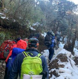 9-Day Ghorepani Poon Hill Trek from Kathmandu
