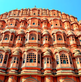 4-Day Golden Triangle Tour from Delhi