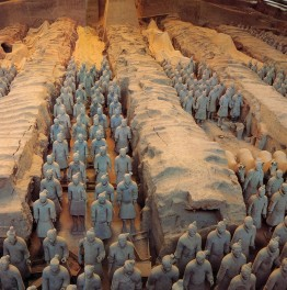 Opt for a Group Tour of the Terracotta Warriors