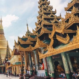 See the Best of Burmese Culture and Heritage