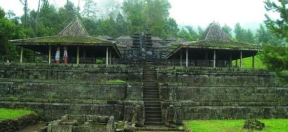 Sukuh & Cetho Temple